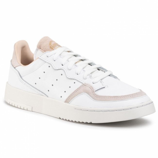 Topánky adidas - Supercourt EE6034 Ftwwht/Ftwwht/Crywht