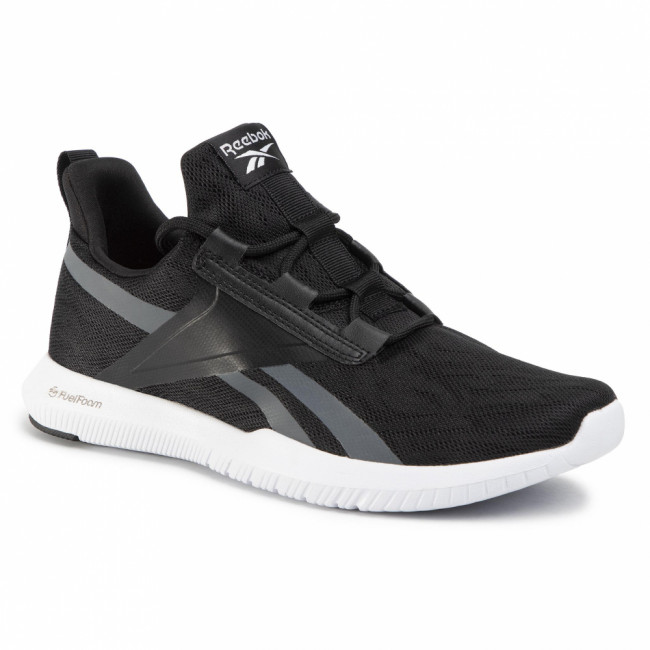 Topánky Reebok - Reago Pulse 2.0 EH3194  Black/White/Cdgry6