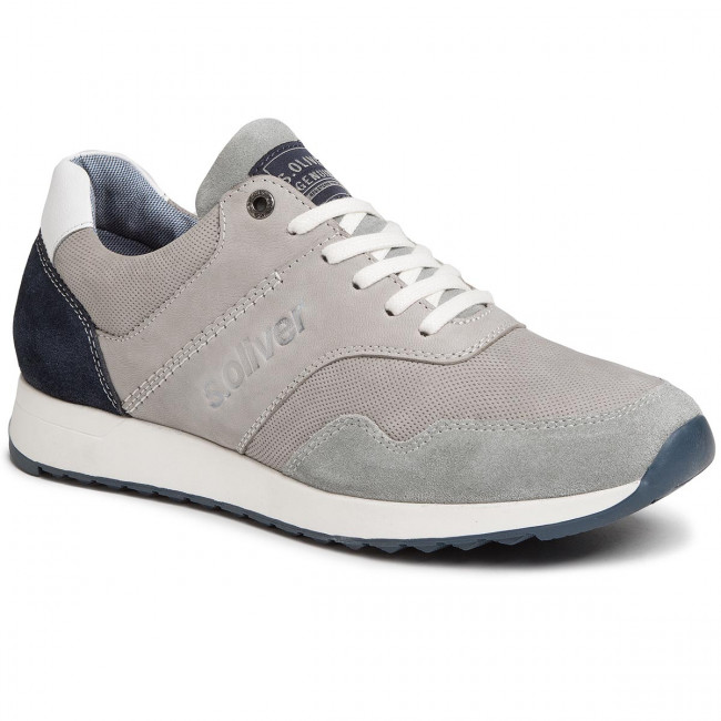 Sneakersy S.OLIVER - 5-13626-24 Grey 200
