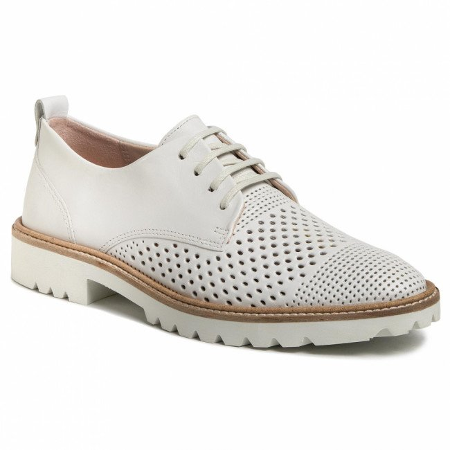 Oxfordy ECCO - Incise Tailored 26587301002 Bright White