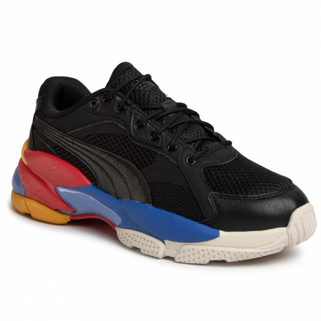 Sneakersy PUMA - Lqd Cell Epsilon 371909 06  Puma Black/Dazzling Blue