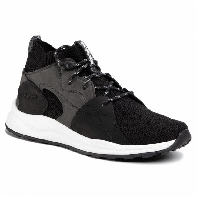 Sneakersy COLUMBIA - Sh/Ft OutDry Mid BM0819 Black/Monument