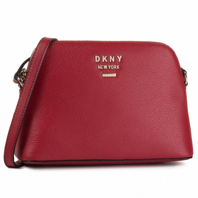 Kabelka DKNY - Whitney Dome Cbody R94EHG04 Bright Red/8RD