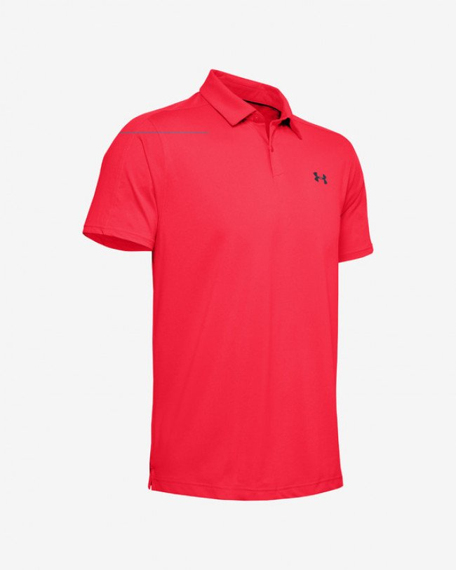 Under Armour Vanish Polo tričko Červená