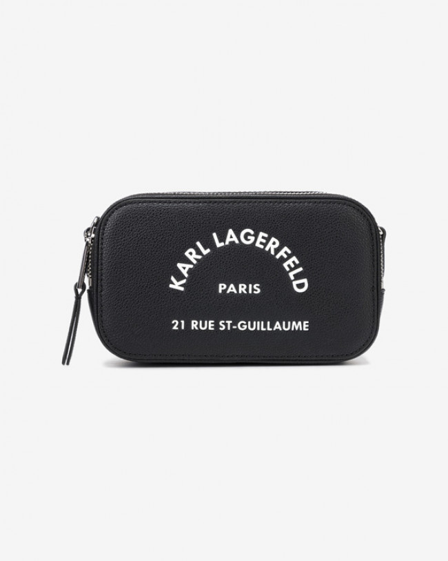 Karl Lagerfeld Cross body bag Čierna