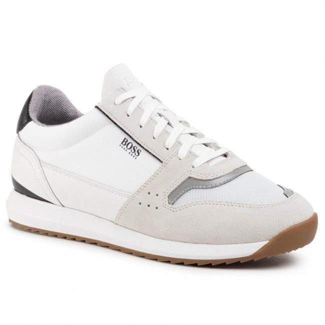 Sneakersy BOSS - Sonic 50428381 10214574 01 White 100