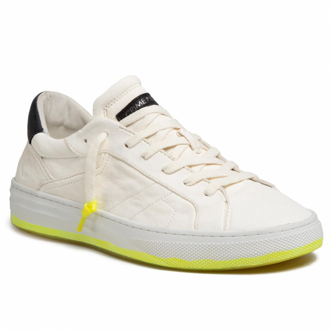 Sneakersy CRIME LONDON - Force 11305PP2.10 White