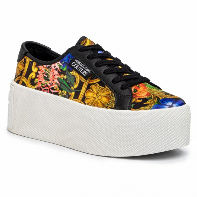 Sneakersy VERSACE JEANS COUTURE - E0VVBSH4 71390 M09