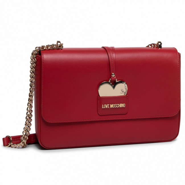 Kabelka LOVE MOSCHINO - JC4292PP0AKS0500  Nappato Rosso
