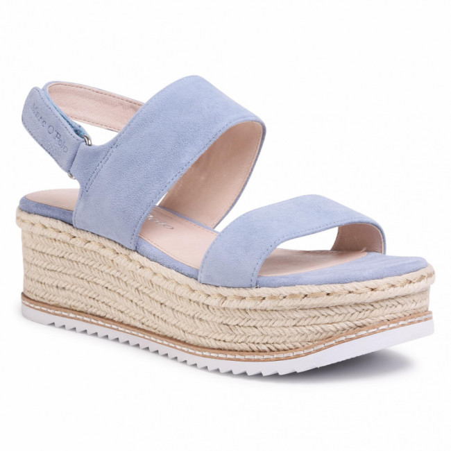 Espadrilky MARC O'POLO - 003 15631402 305 Blue 850