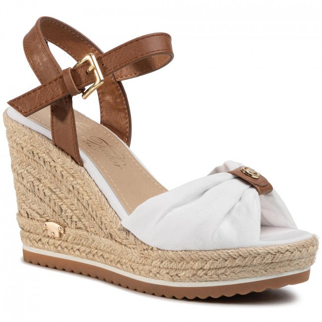 Espadrilky TOM TAILOR - 809020680 White 1
