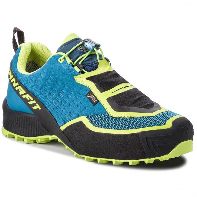 Topánky DYNAFIT - Speed Mtn Gtx GORE-TEX 64036 Mykonos Blue/Lime Punch 8765