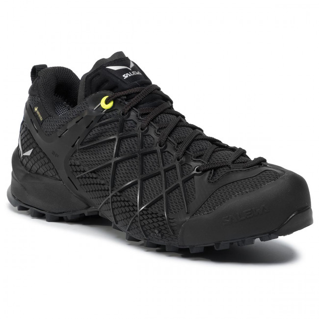 Trekingová obuv SALEWA - Wildfire Gtx GORE-TEX 63487 0982 Black Out