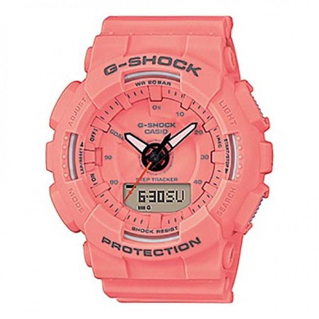Hodinky G-SHOCK - GMA-S130VC-4AER Orange/Orange