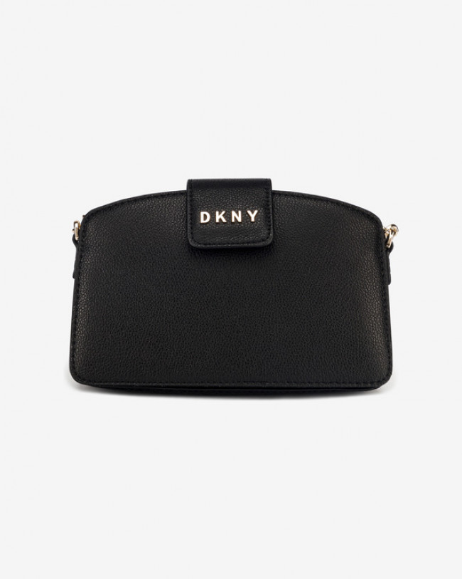 DKNY Clara Chain Cross body bag Čierna