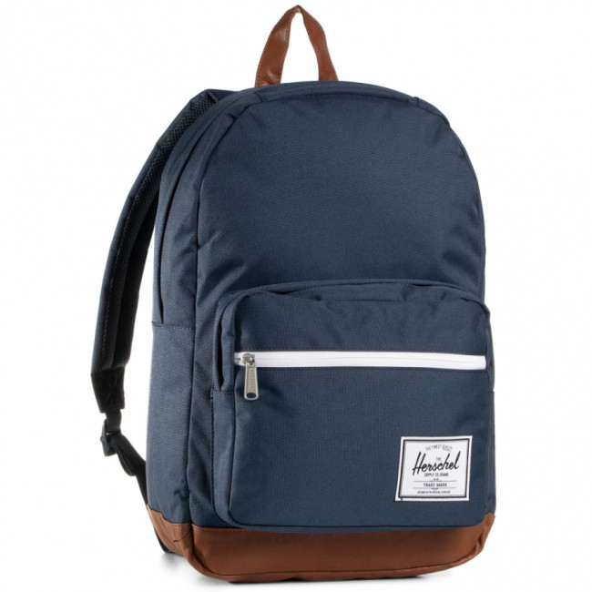 Ruksak HERSCHEL - Pop Quiz 10011-00007 Navy/Tan