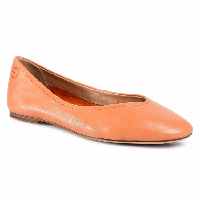 Baleríny TAMARIS - 1-22124-34 Light Peach 995