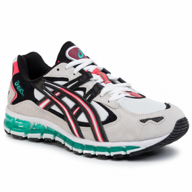 Sneakersy ASICS - Gel Kayano 5 360 1021A160  White/Cream 101