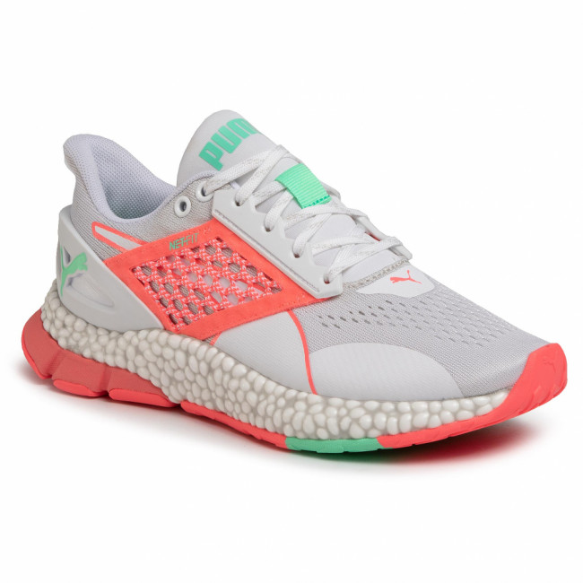 Topánky PUMA - Hybrid Astro Wns 192808 07 White/Pink/Green Glimmer