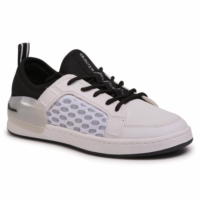 Sneakersy VESPA - Freccia Evolution V00089-539-99 White/Black