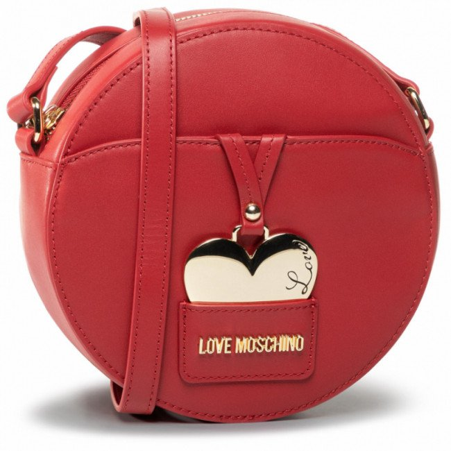 Kabelka LOVE MOSCHINO - JC4293PP0AKS0500 Rosso