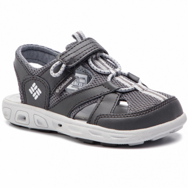 Sandále COLUMBIA - Childrens Techsun Wave BC2082 Shark/Grey Ice 011