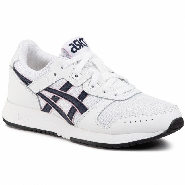 Sneakersy ASICS - Lyte Classic 1192A179  White/Midnight 100