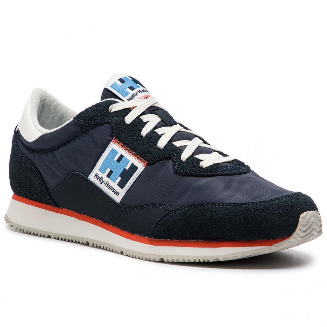 Sneakersy HELLY HANSEN - Ripples Low-Cut Sneaker 114-81.597 Navy/Off White/Cherry Tomato