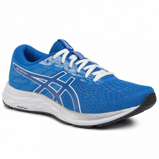 Topánky ASICS - Gel-Excite 7 1011A657 Tuna Blue/White 400