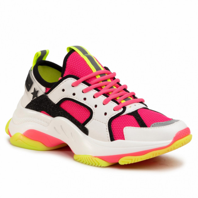 Sneakersy STEVE MADDEN - Gradually SM11000957-04005-913 Fuschia Multi