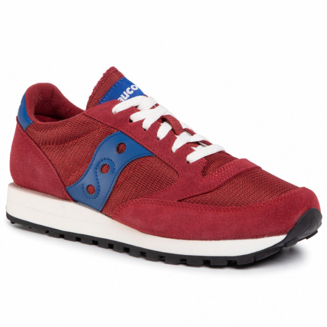 Sneakersy SAUCONY - Jazz Original Vintage S70368-11 Red/Blu