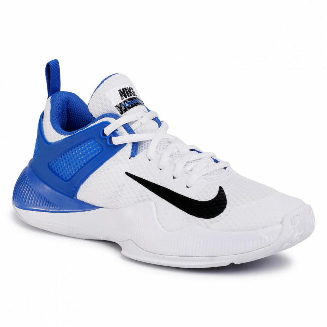 Topánky NIKE - Air Zoom Hyperace 902367 104 White/Black/Game Royal