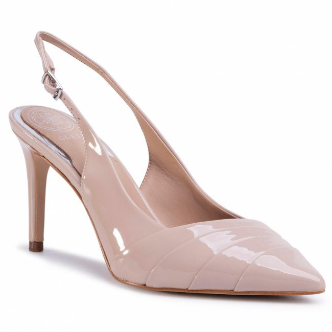 Sandále GUESS - Balise2 FL6BS2 PAF05 TAUPE