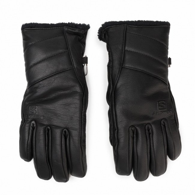 Rukavice Dámske SALOMON - Insulated Gloves Gants LC1183700 Black