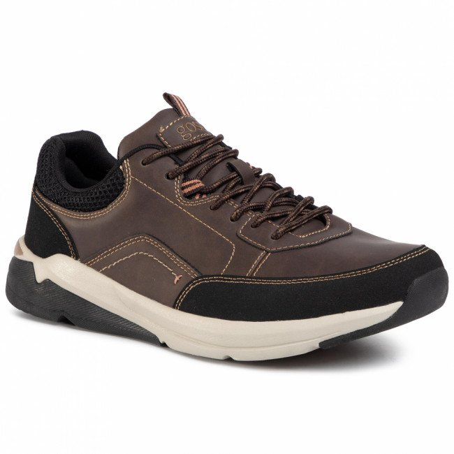 Sneakersy GO SOFT - GF19F273A-6 Brown