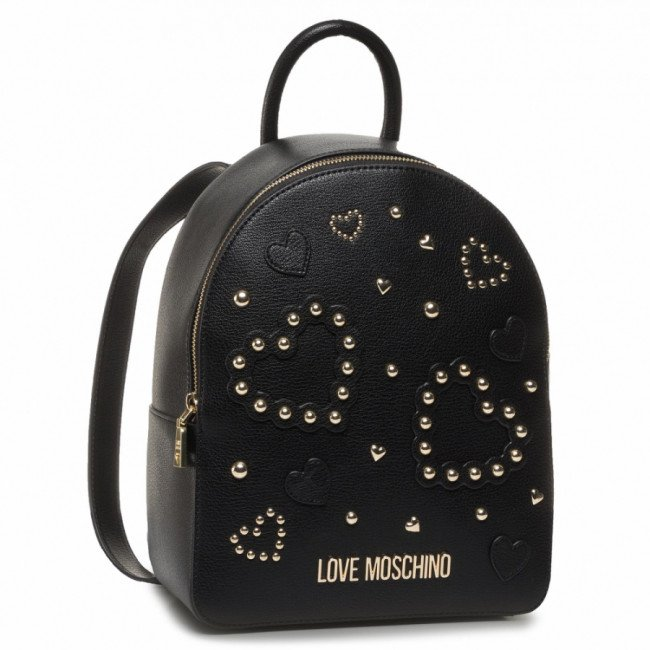 Ruksak LOVE MOSCHINO - JC4036PP1ALE0000 Nero