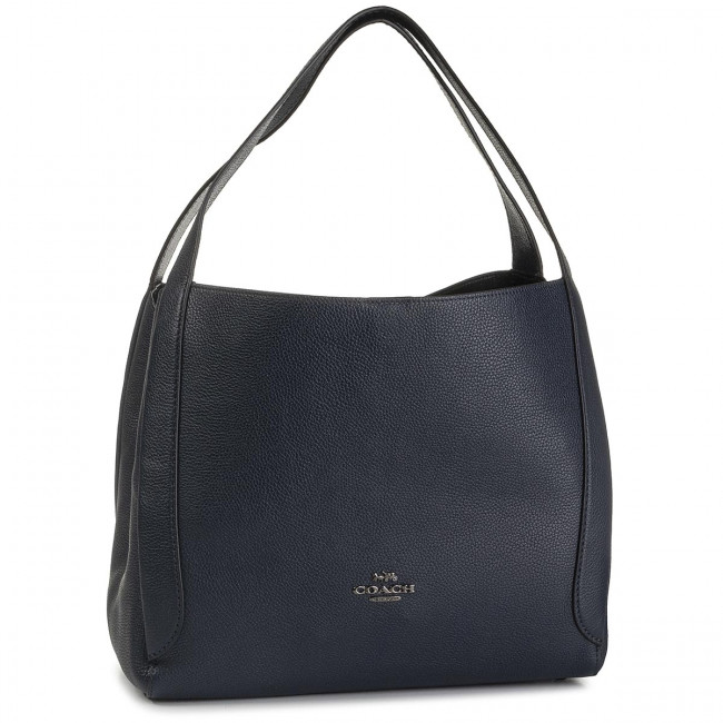 Kabelka COACH - Ppbl Hdly Hobo 73549 Gm/Midnight Navy