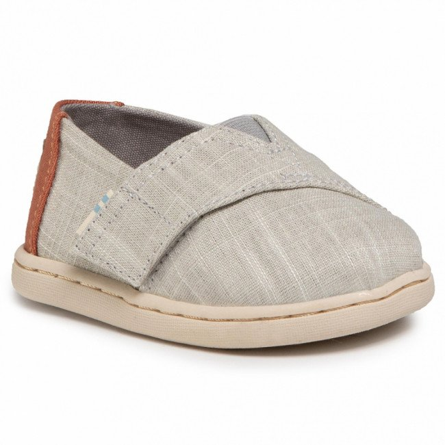 Poltopánky TOMS - Classic 10015190  Drizzle Grey
