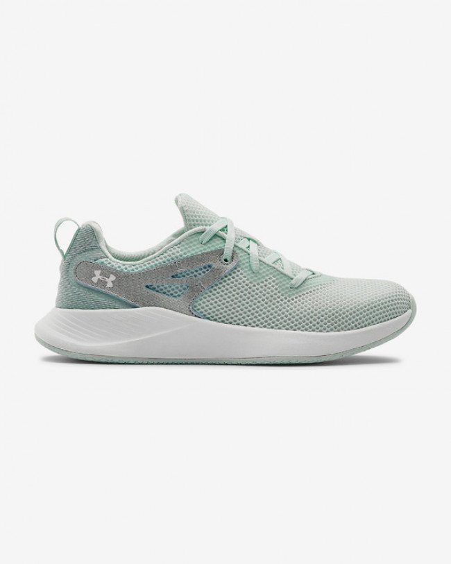 Under Armour Charged Breathe Trainer 2 NM Training Tenisky Zelená
