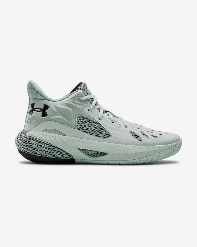 Under Armour HOVR™ Havoc 3 Basketball Tenisky Šedá