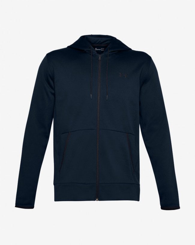 Under Armour Armour Fleece Mikina Modrá