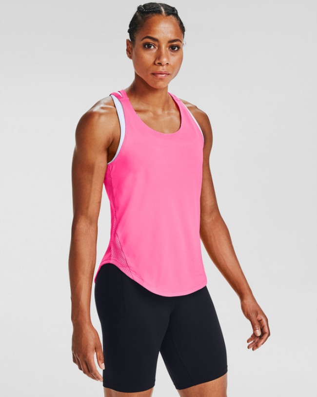 Under Armour Sport X-Back Tielko Ružová