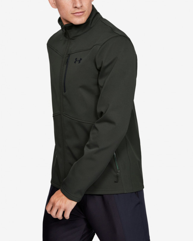 Under Armour ColdGear® Infrared Shield Bunda Zelená