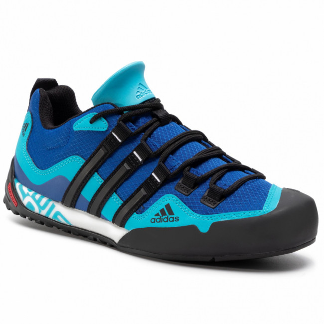 Topánky adidas - Terrex Swift Solo FX9324 Team Royal Blue/Core Black/Signal Cyan