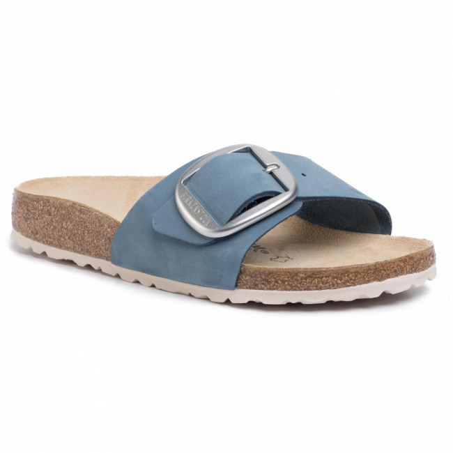 Šľapky BIRKENSTOCK - Madrid Big Buckle 1016427  Dove