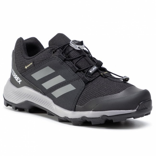 Topánky adidas - Terrex Gtx K GORE-TEX FU7268 Core Black/Grey Three/Core Black