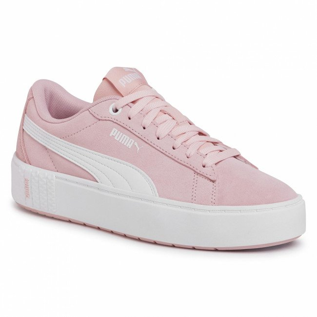 Sneakersy PUMA - Smash Platform V2 Sd 373037 05 Peachskinb/Puma White
