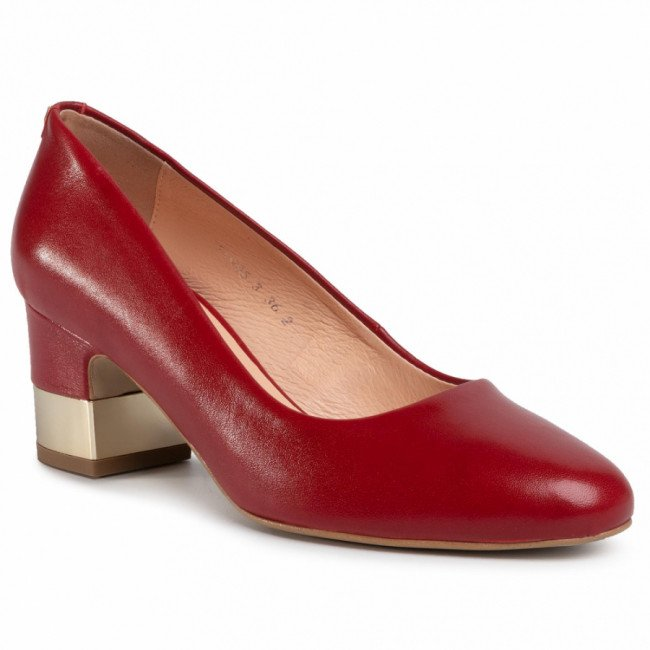 Poltopánky BALDACCINI - 1490500 Cherie Red