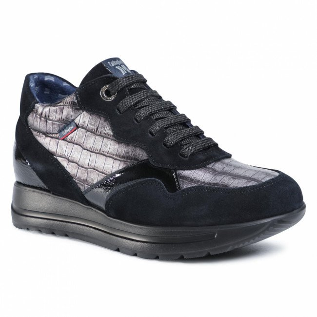 Sneakersy CALLAGHAN - 40700  Negro/Grafit