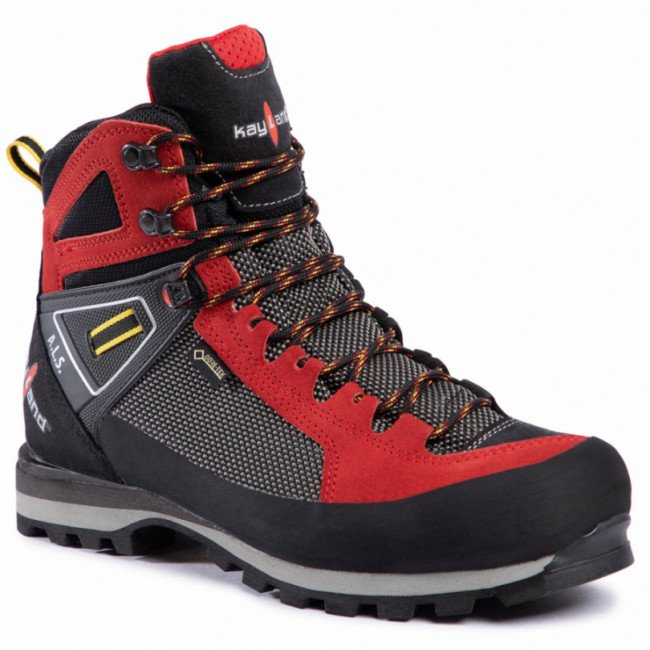 Trekingová obuv KAYLAND - Cross Mountain Gtx GORE-TEX 018020010 Red